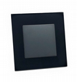 illucio Black Single Blanking Plate